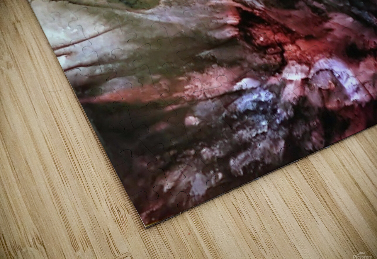Disturbed HD Sublimation Metal print