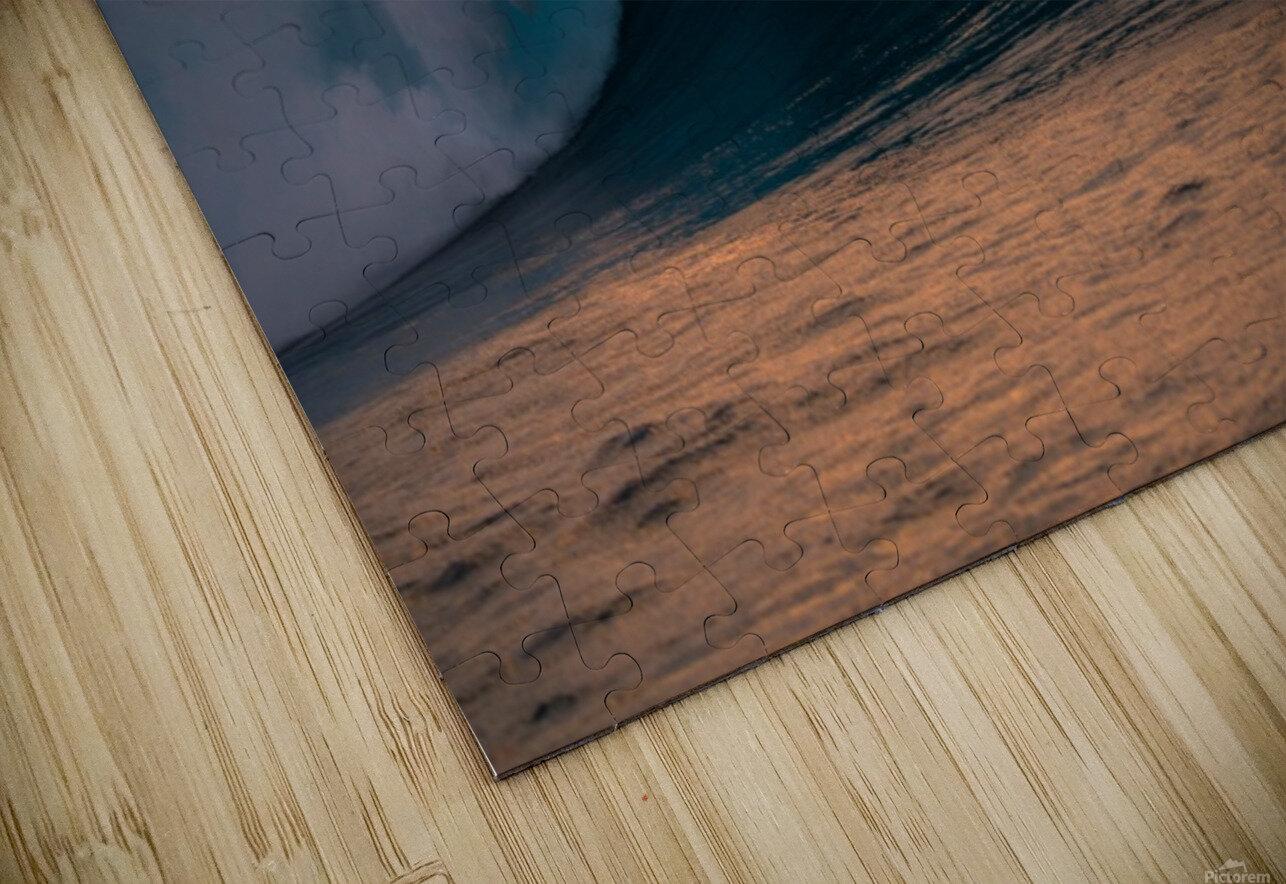 Giant surf HD Sublimation Metal print