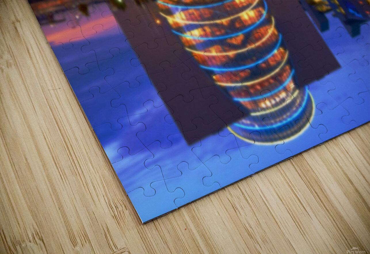 D 249 Convention Centre HD Sublimation Metal print