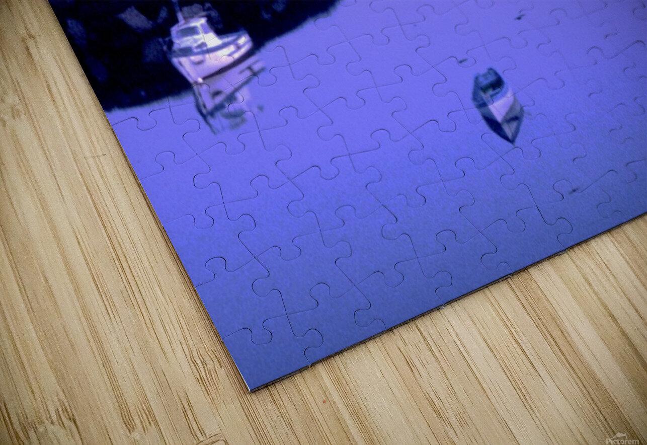 C 027 beara HD Sublimation Metal print