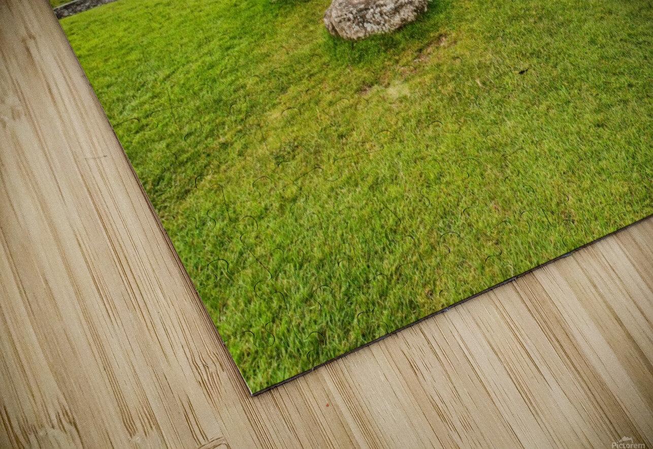 OY 002 Clonmacnoise HD Sublimation Metal print