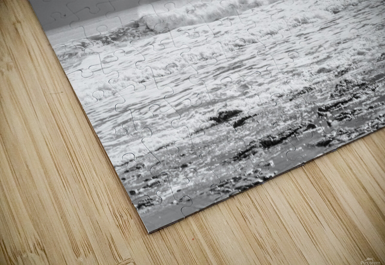 ROGUE WAVE HD Sublimation Metal print