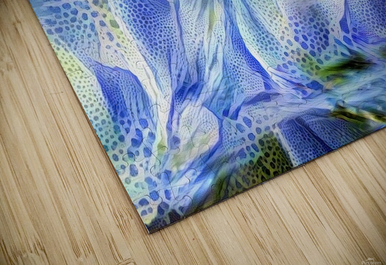 Power of Mind HD Sublimation Metal print