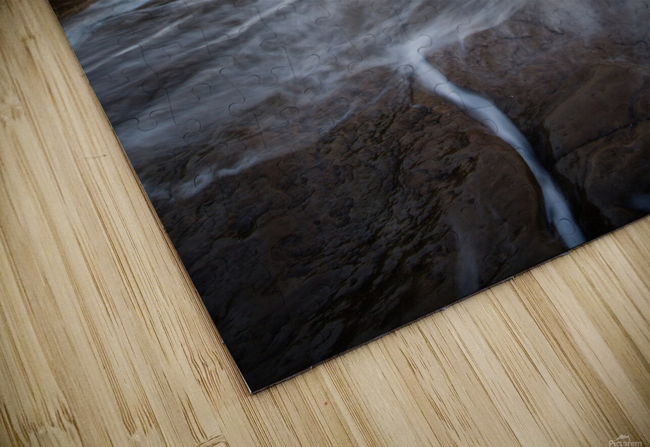 Rift HD Sublimation Metal print