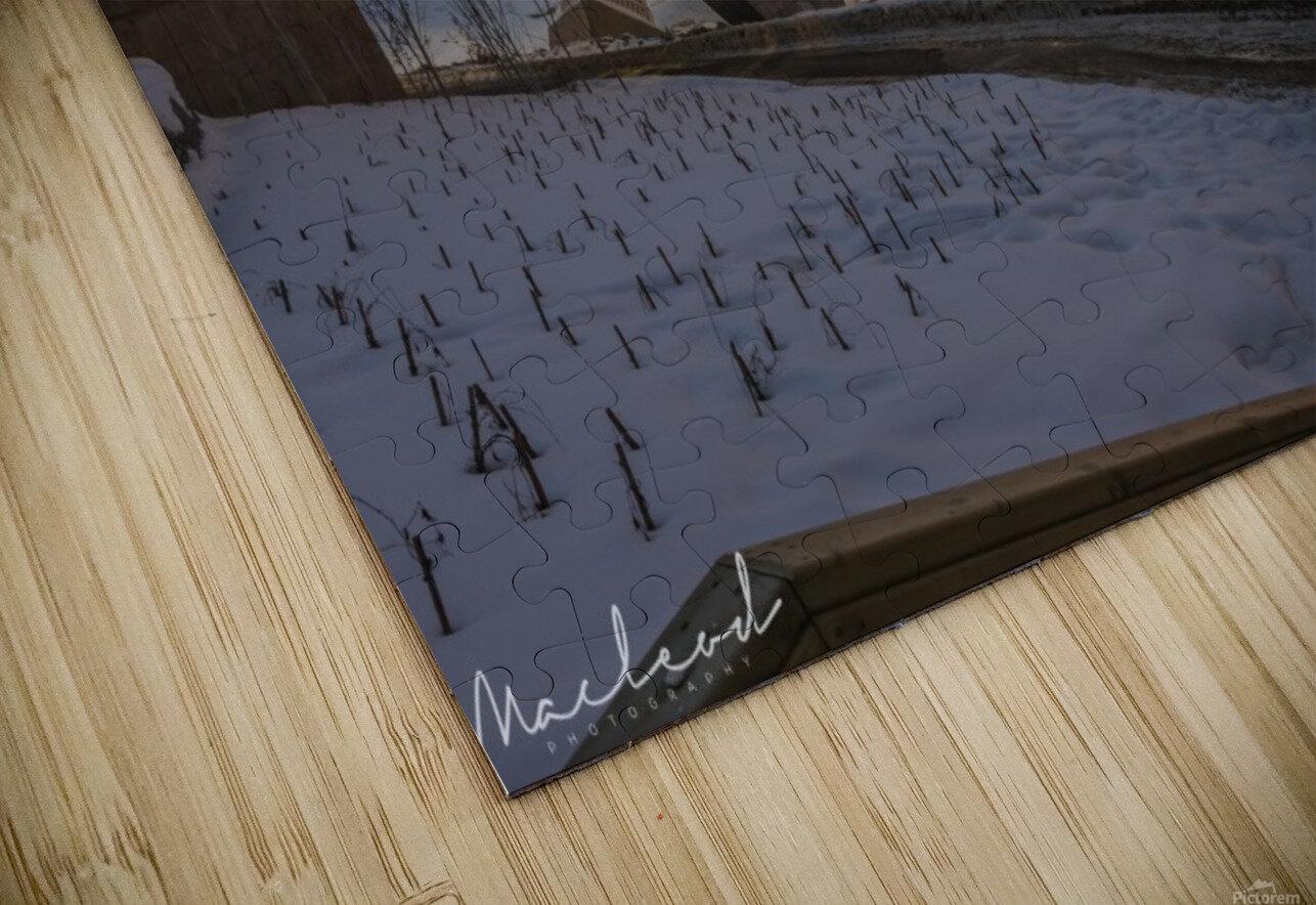 Walterdale_Bridge_NIK9890 HD Sublimation Metal print