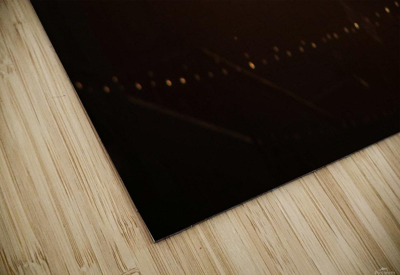 Montreal Sunset HD Sublimation Metal print