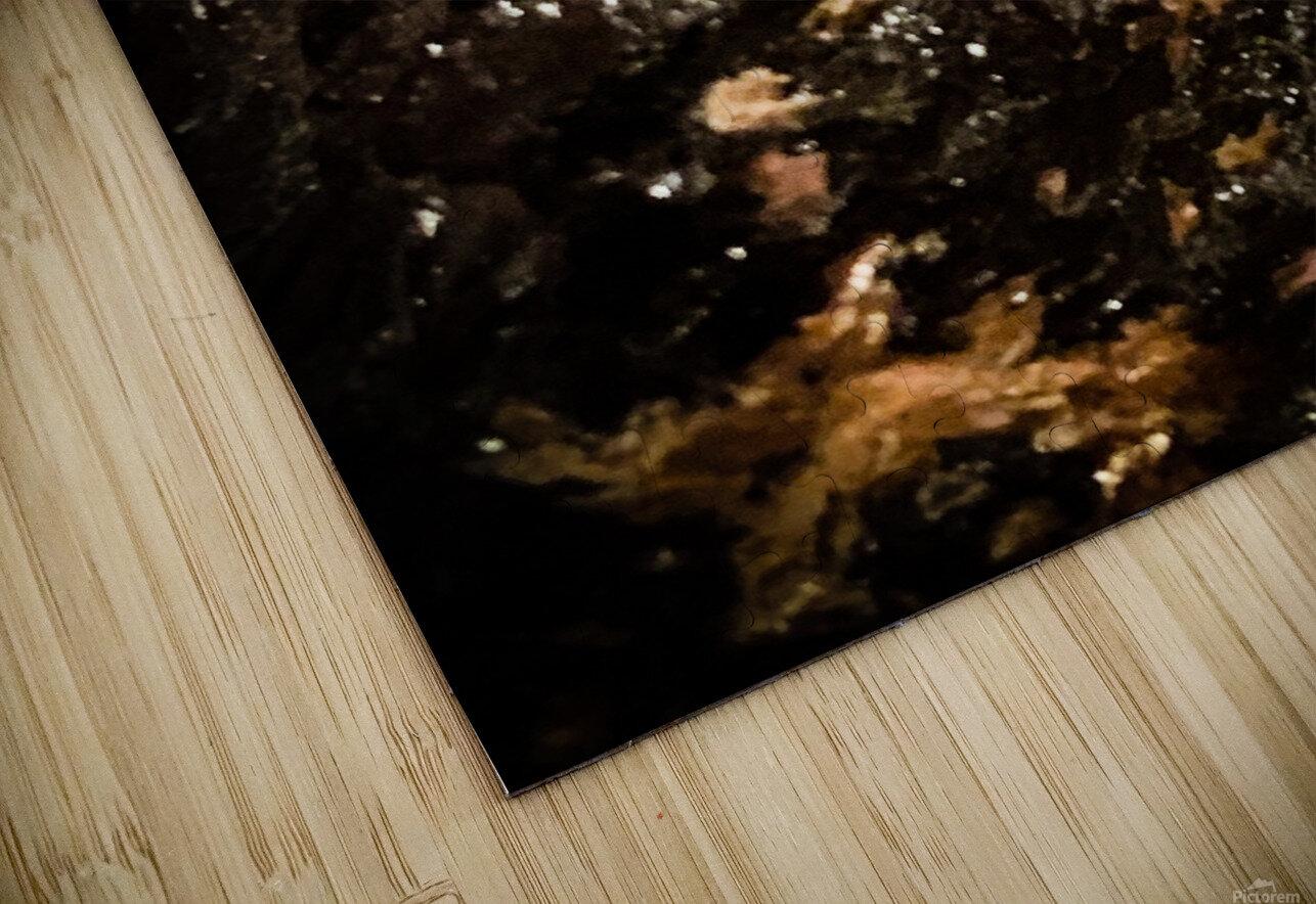 Mineral Gold  Impression de sublimation métal HD