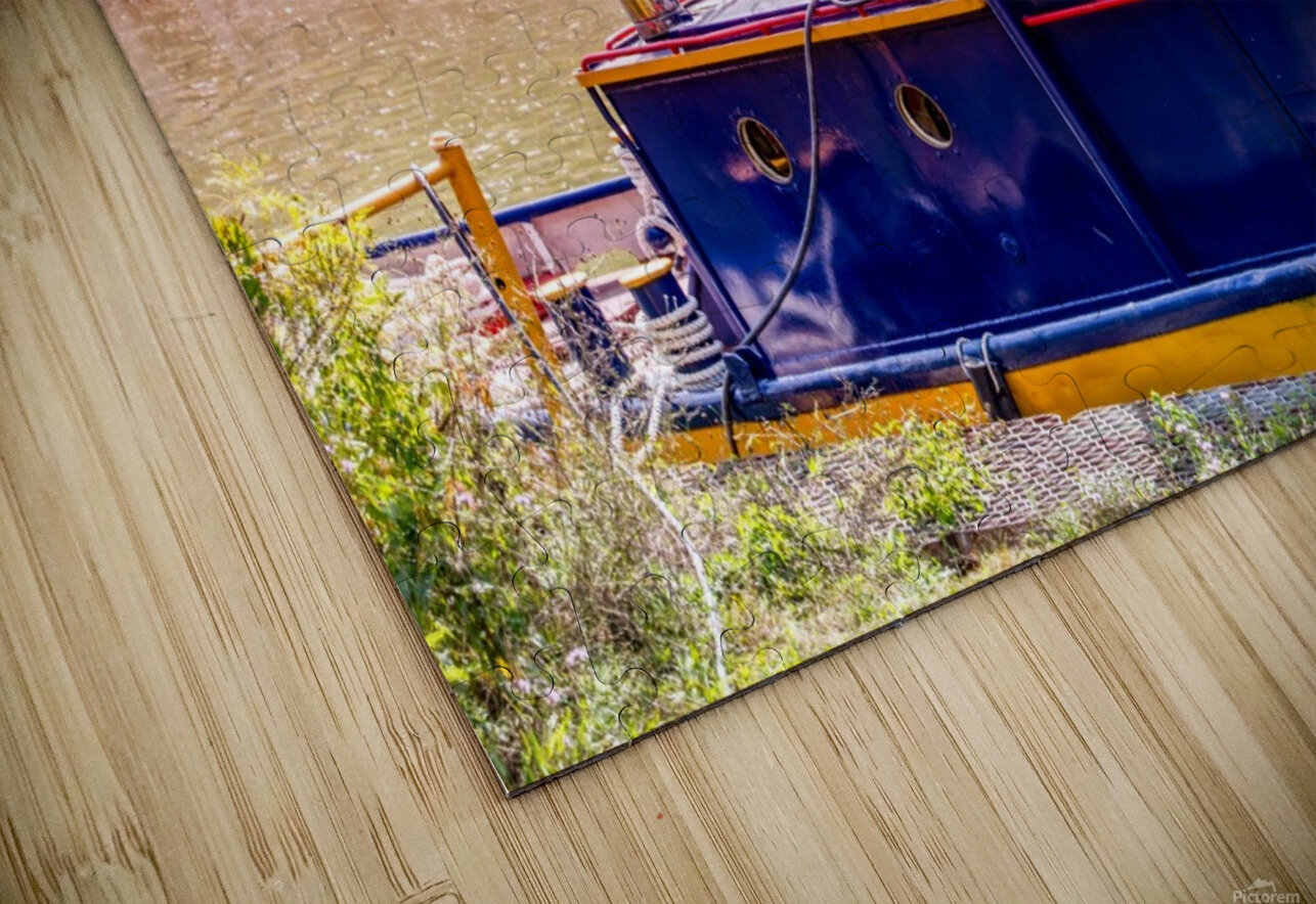 Lock 33 5 HD Sublimation Metal print