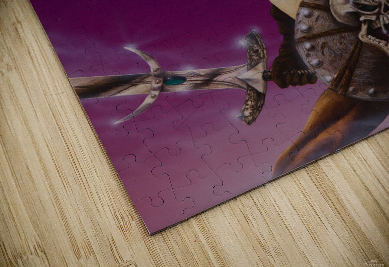 Hunters Guide HD Sublimation Metal print