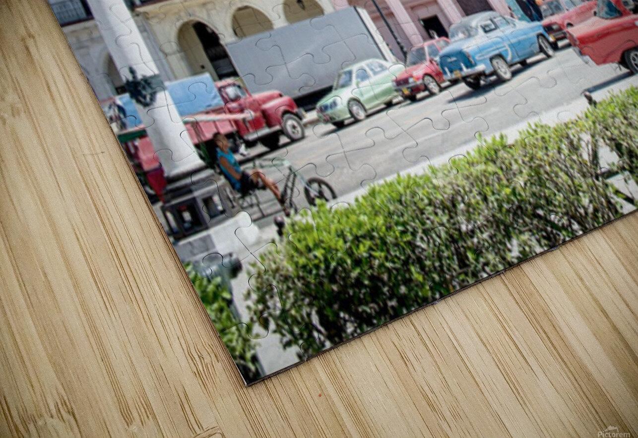Cuba HD Sublimation Metal print