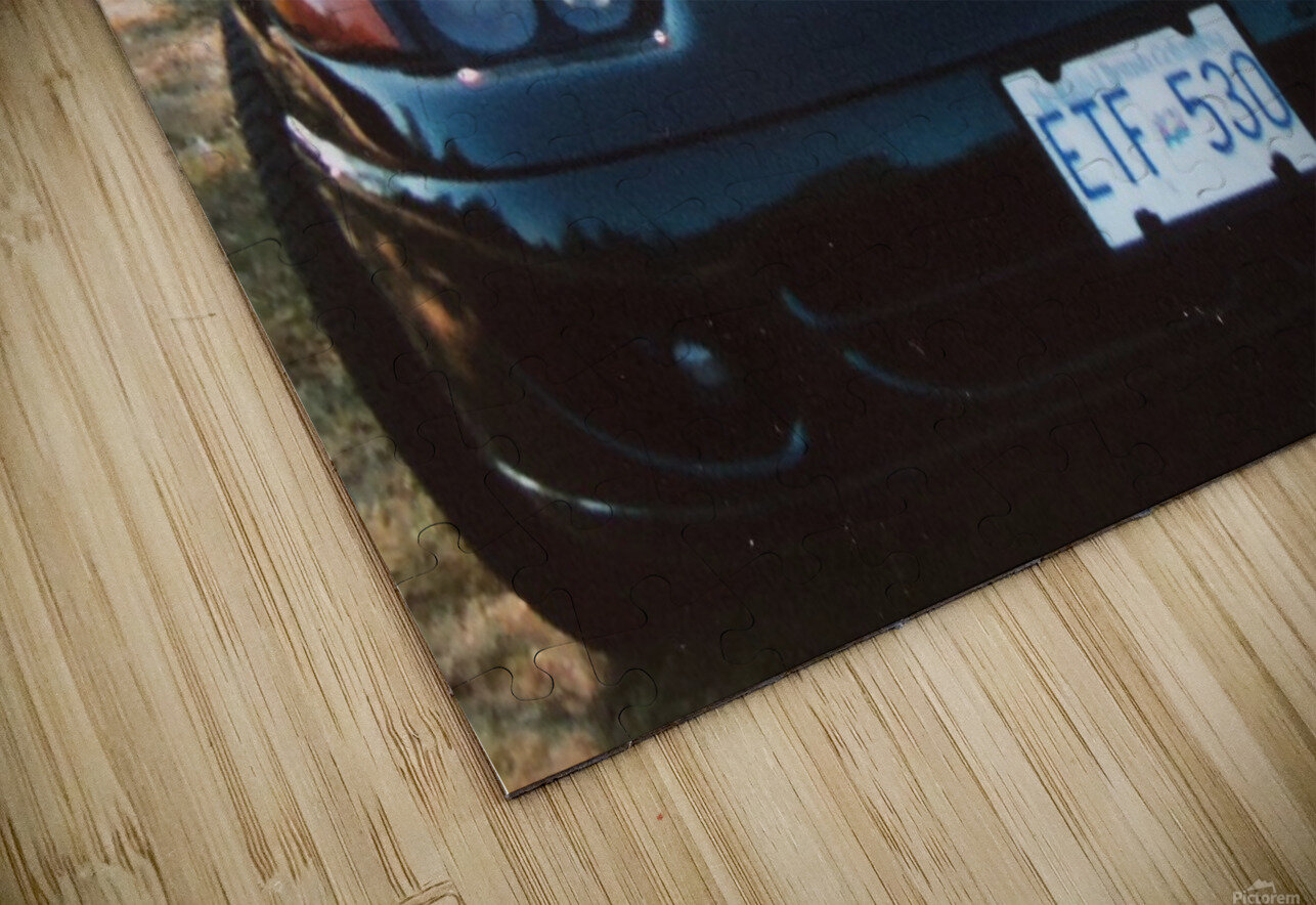 Dodge Stealth R T 1996 HD Sublimation Metal print