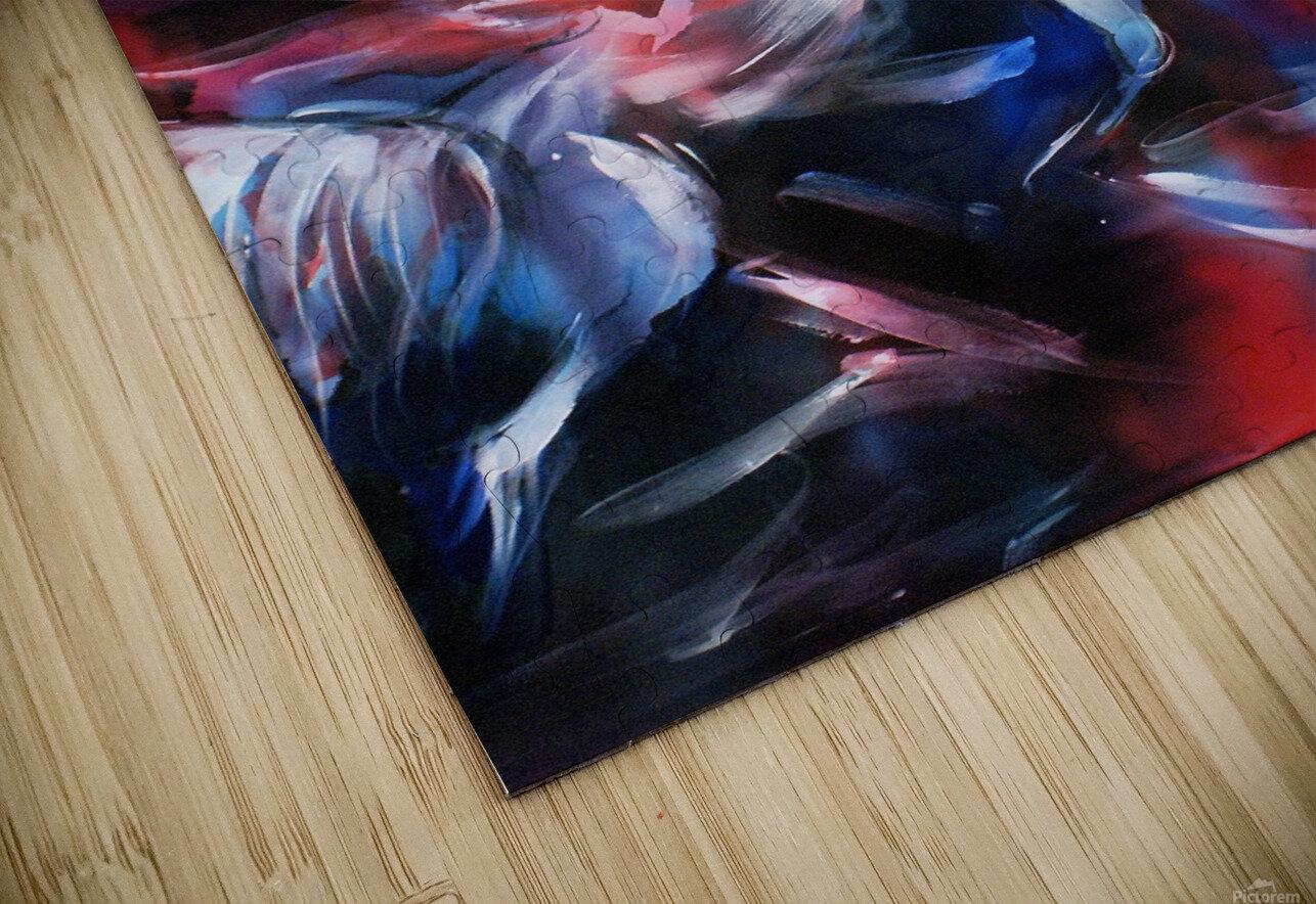 Pegasus HD Sublimation Metal print