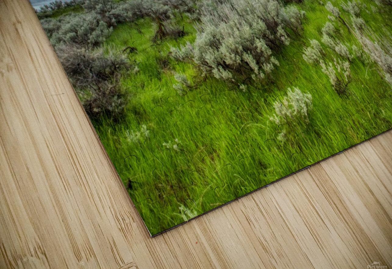 Goodenough Canyon Landscape HD Sublimation Metal print