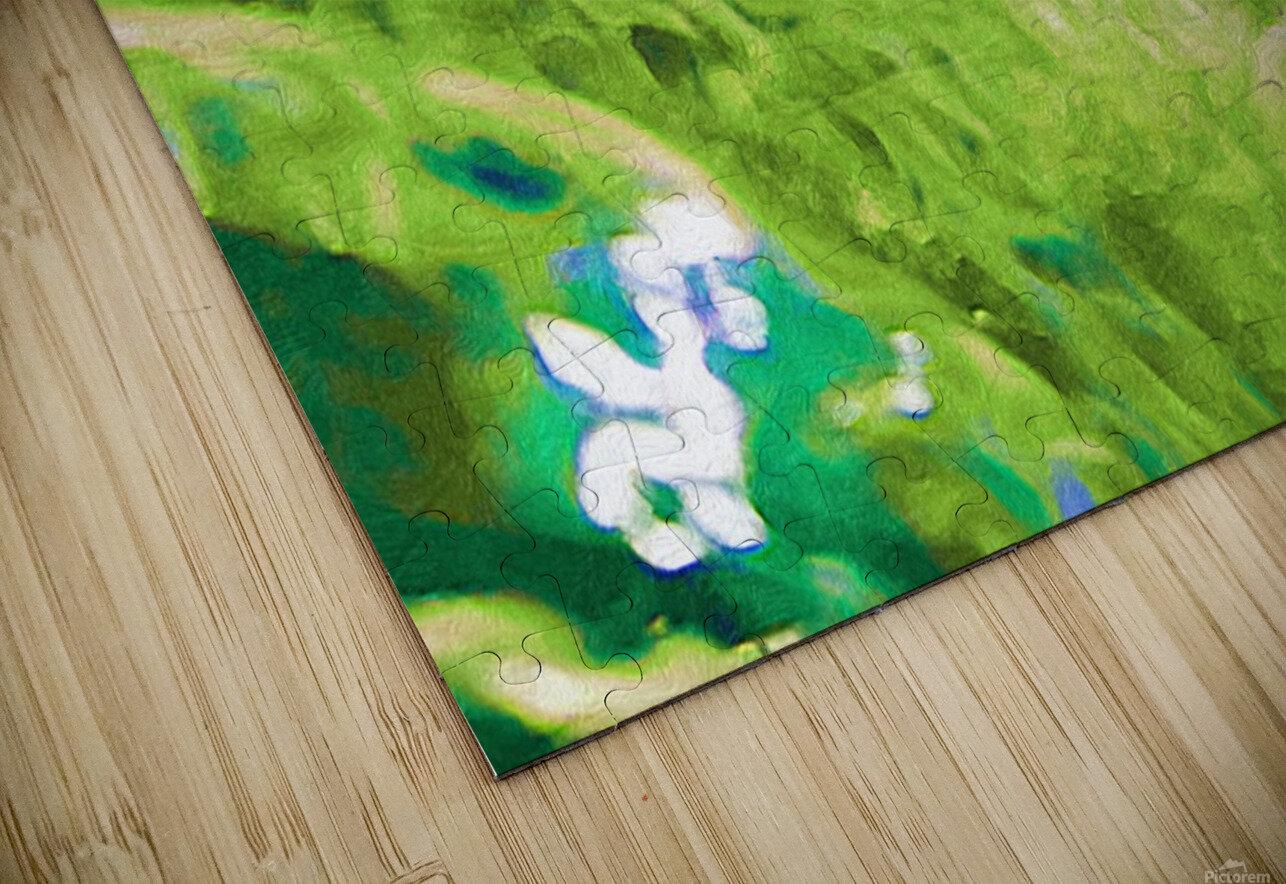 Sun & Surf HD Sublimation Metal print