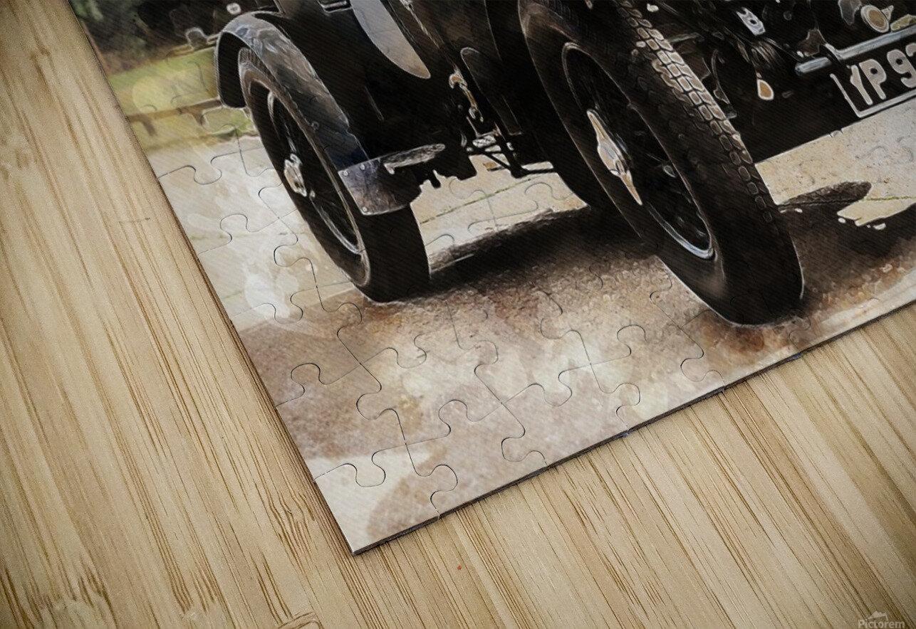 car automobile old timer automotive HD Sublimation Metal print