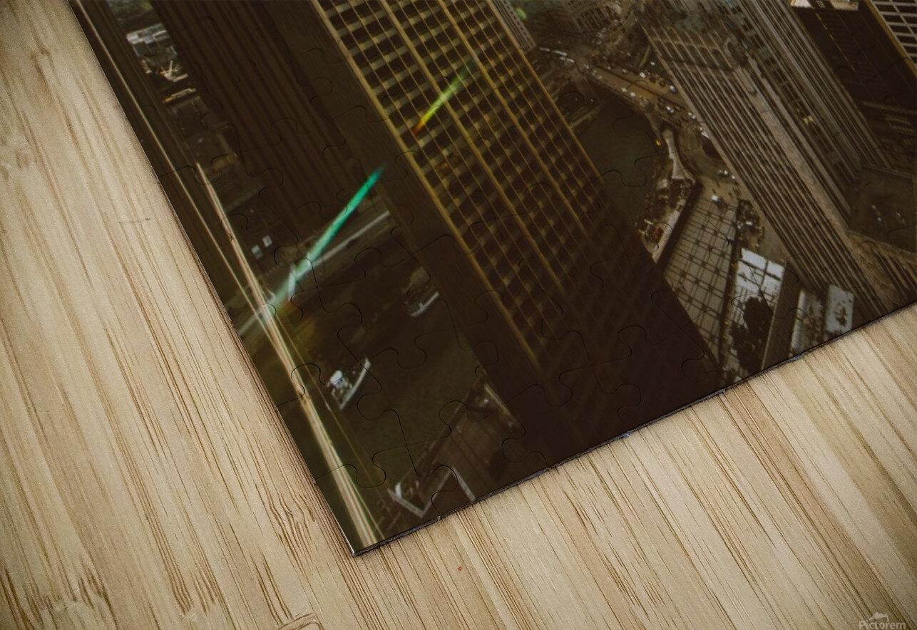 architectural design architecture buildings city HD Sublimation Metal print