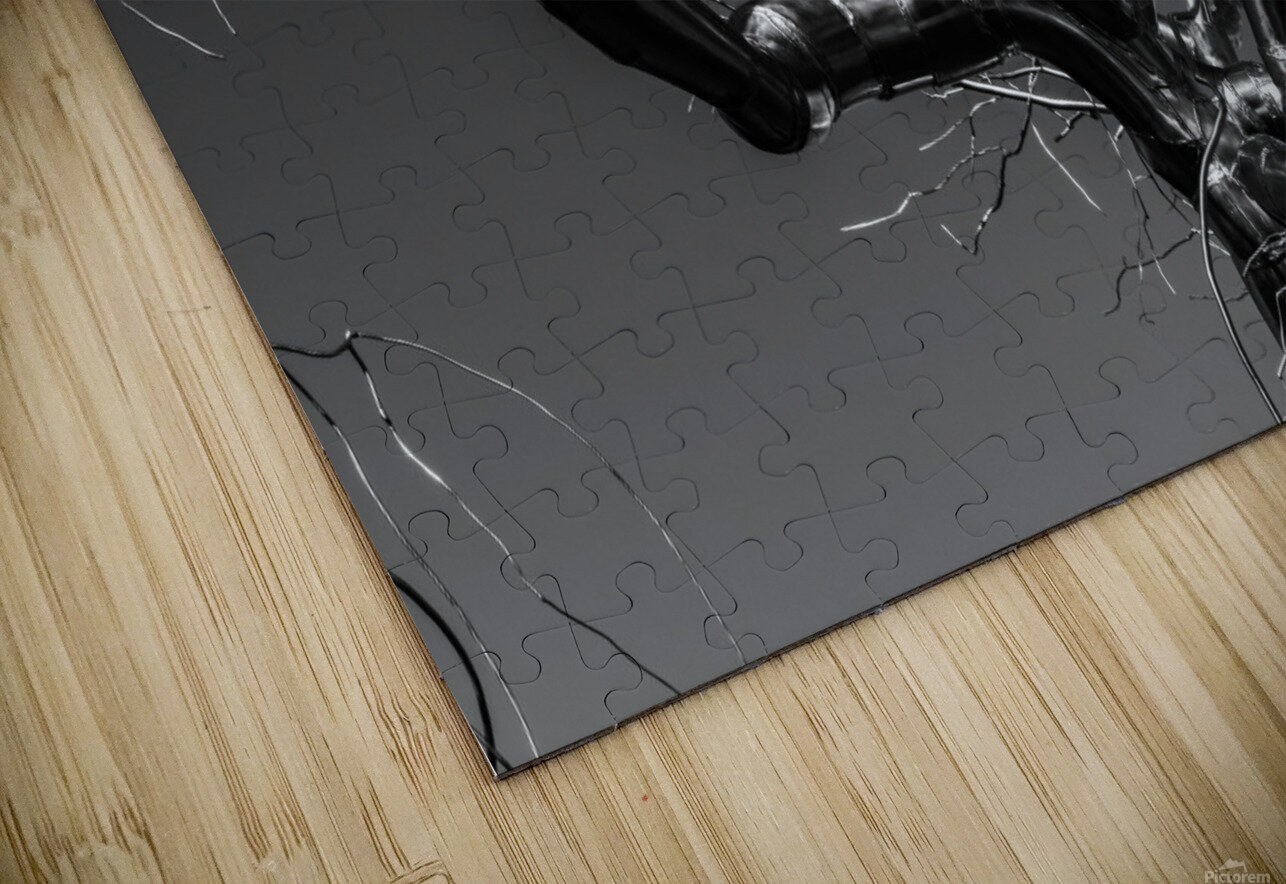 Metal tree HD Sublimation Metal print