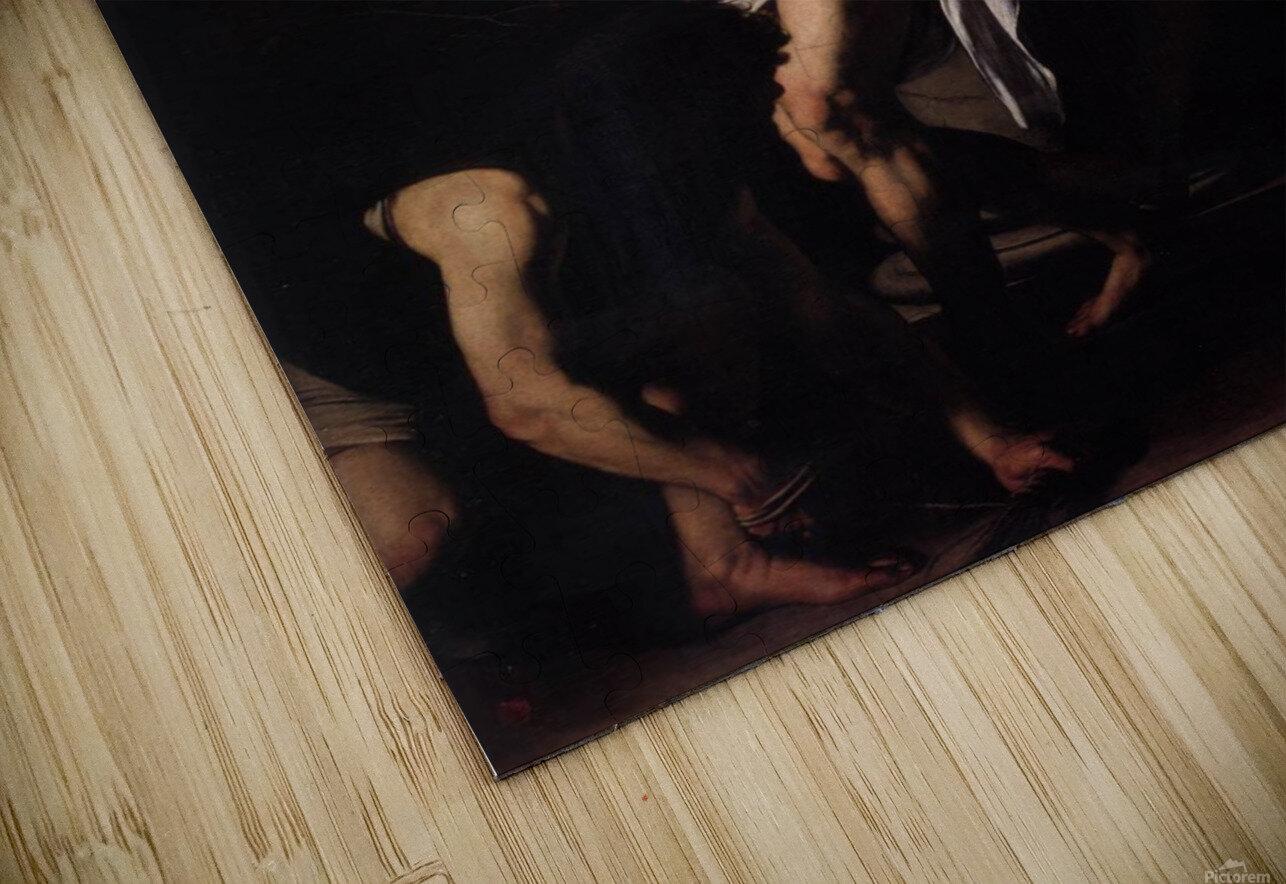 Flagellation of Christ HD Sublimation Metal print