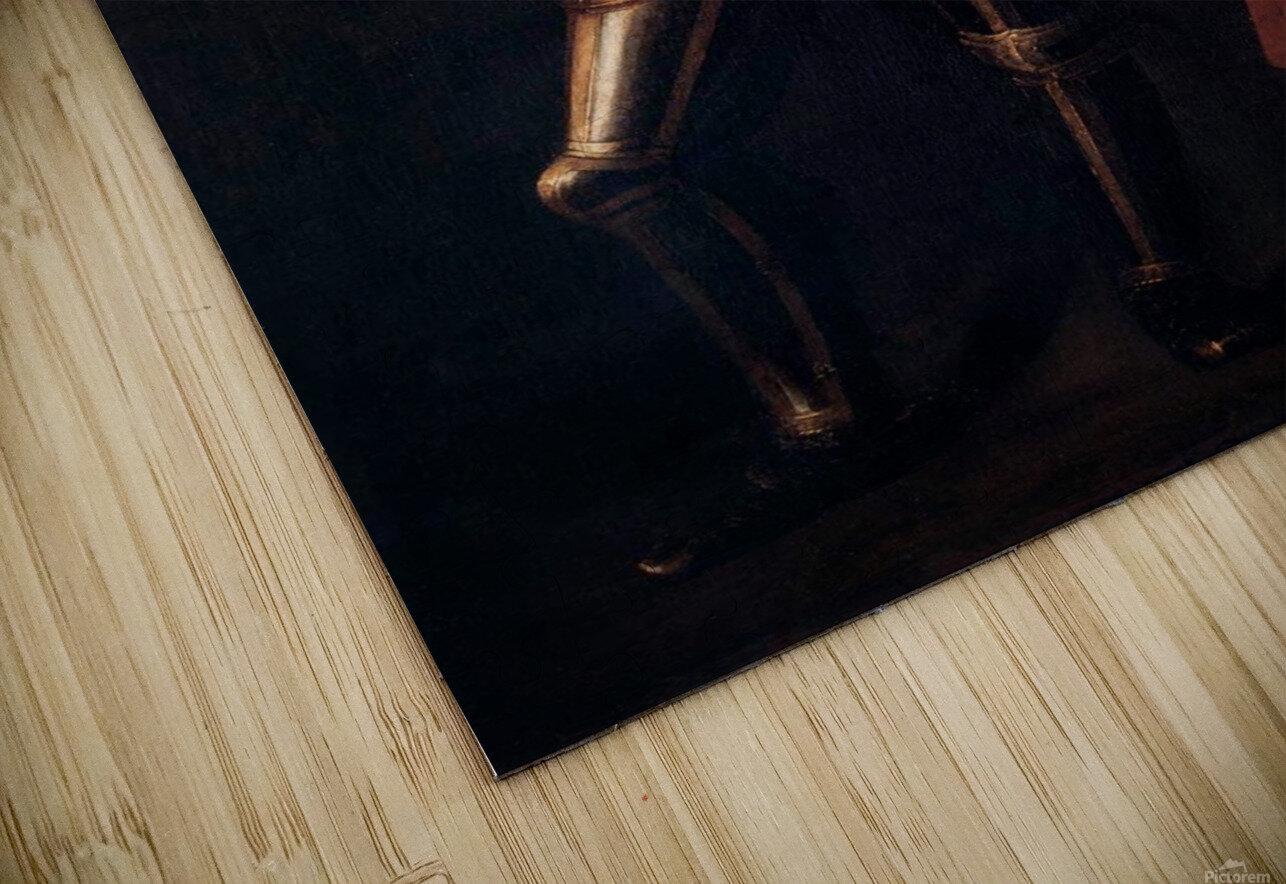 Knight of Malta HD Sublimation Metal print
