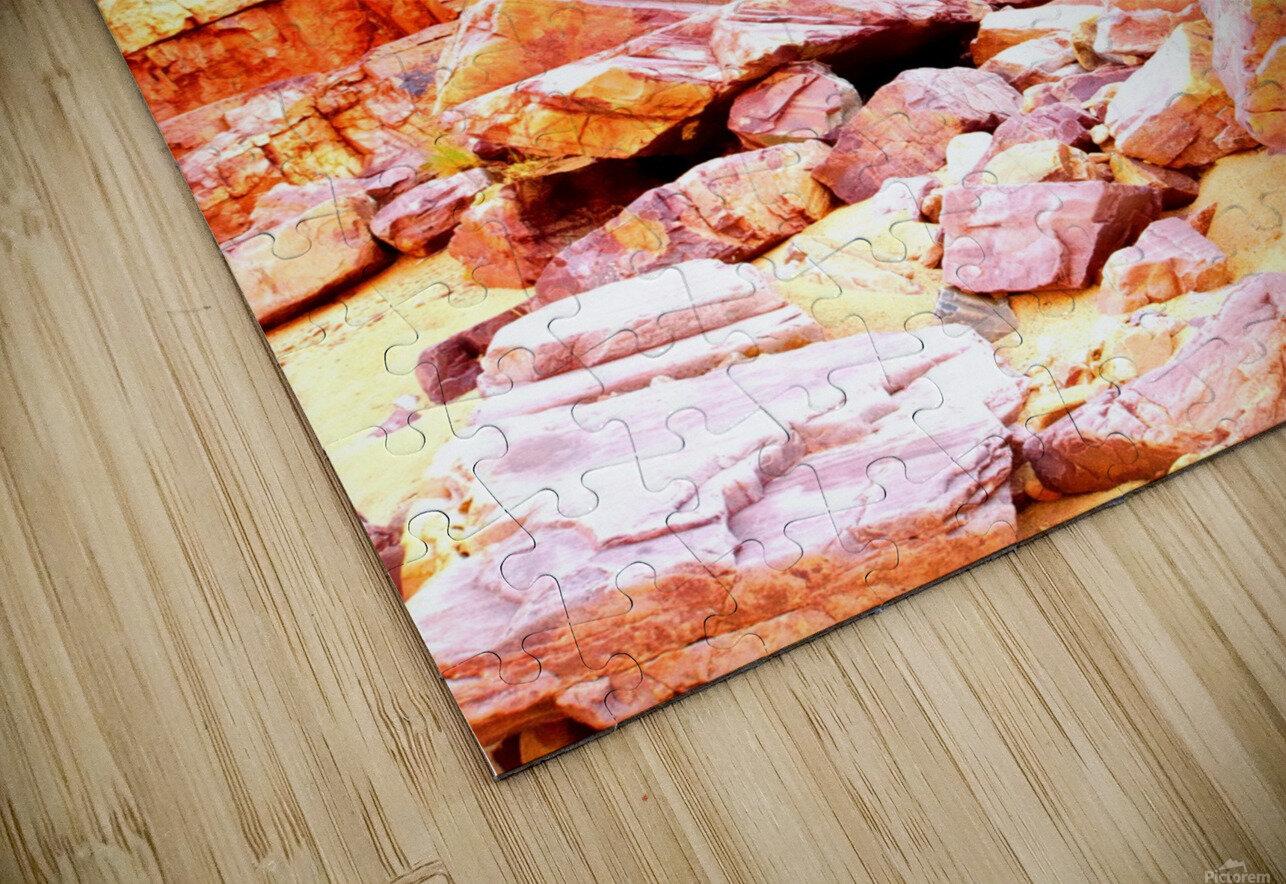 Surviving - Ormiston Gorge HD Sublimation Metal print