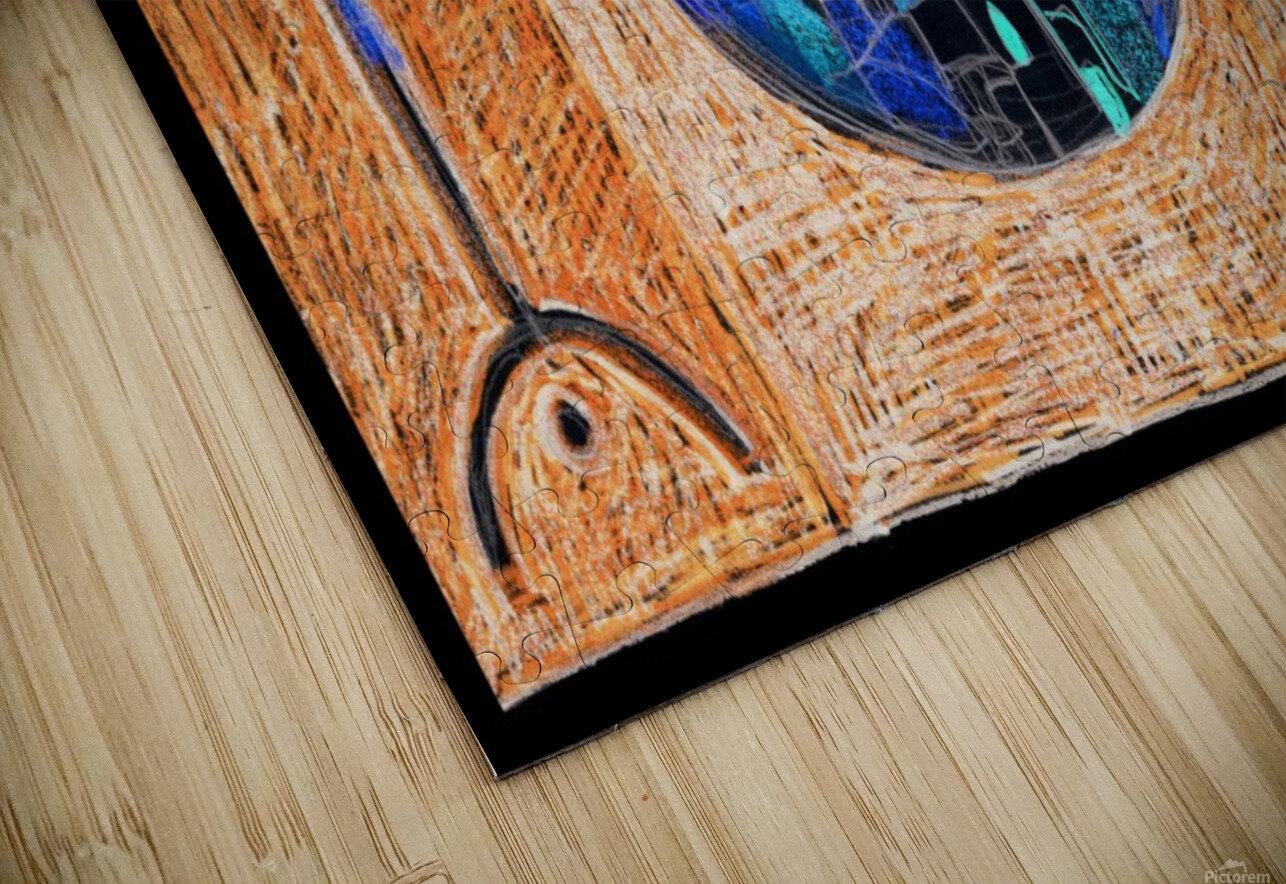 free man1 HD Sublimation Metal print
