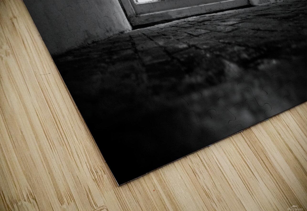 Prisoners View HD Sublimation Metal print