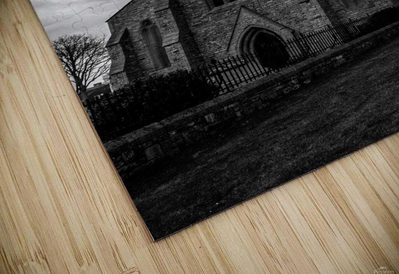 Garrison Church Portsmouth HD Sublimation Metal print