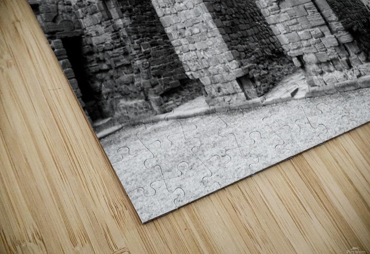 Kenilworth Castle 2 HD Sublimation Metal print