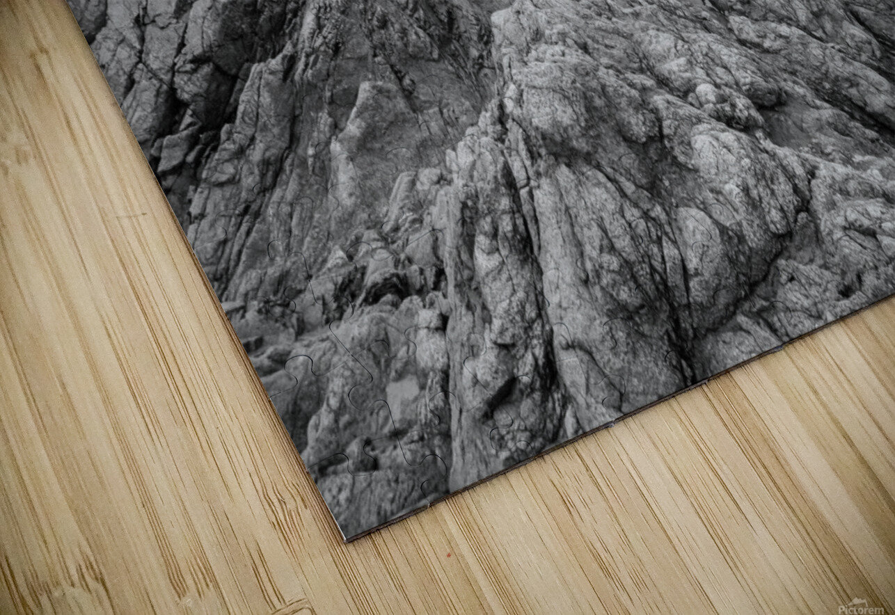 Rock of Ages HD Sublimation Metal print