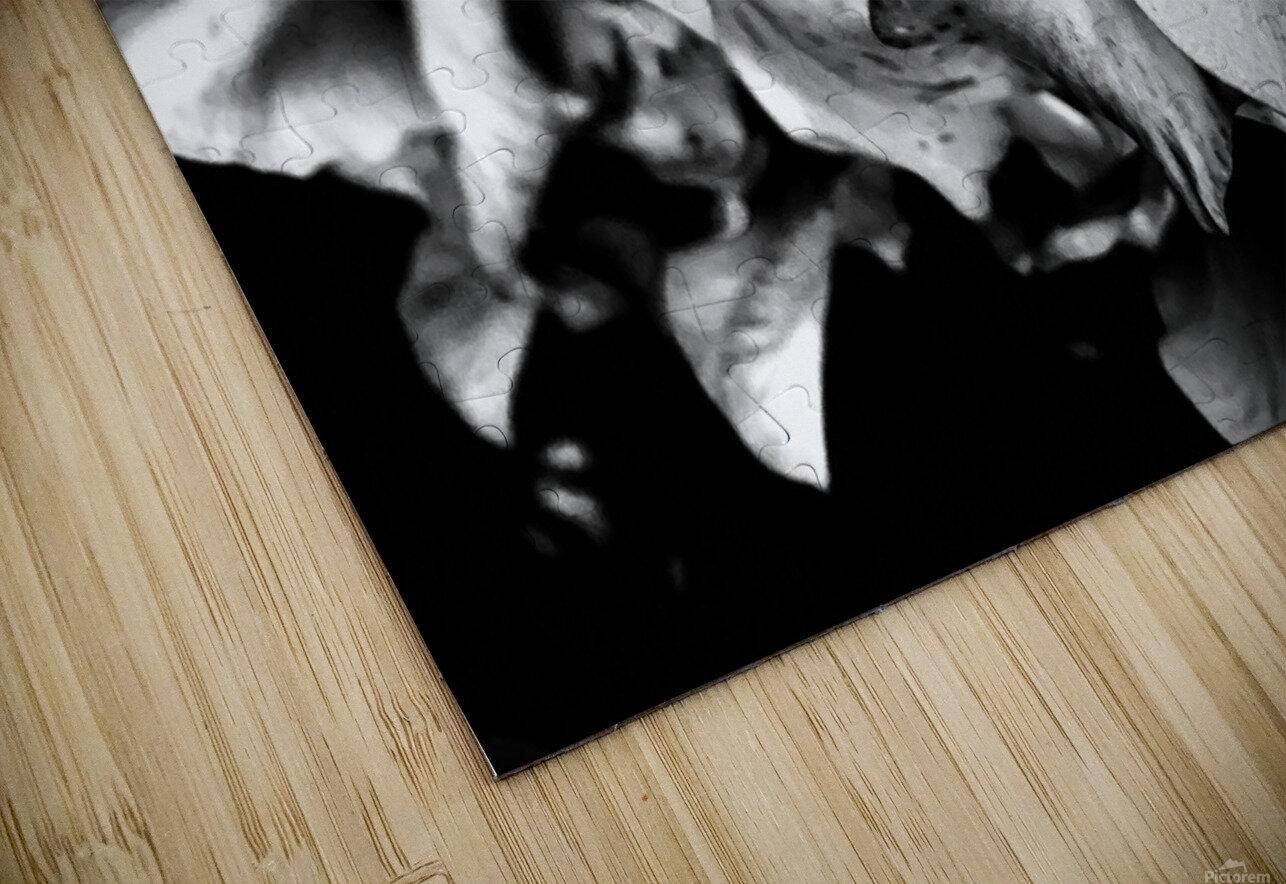 Black Divine  Impression de sublimation métal HD