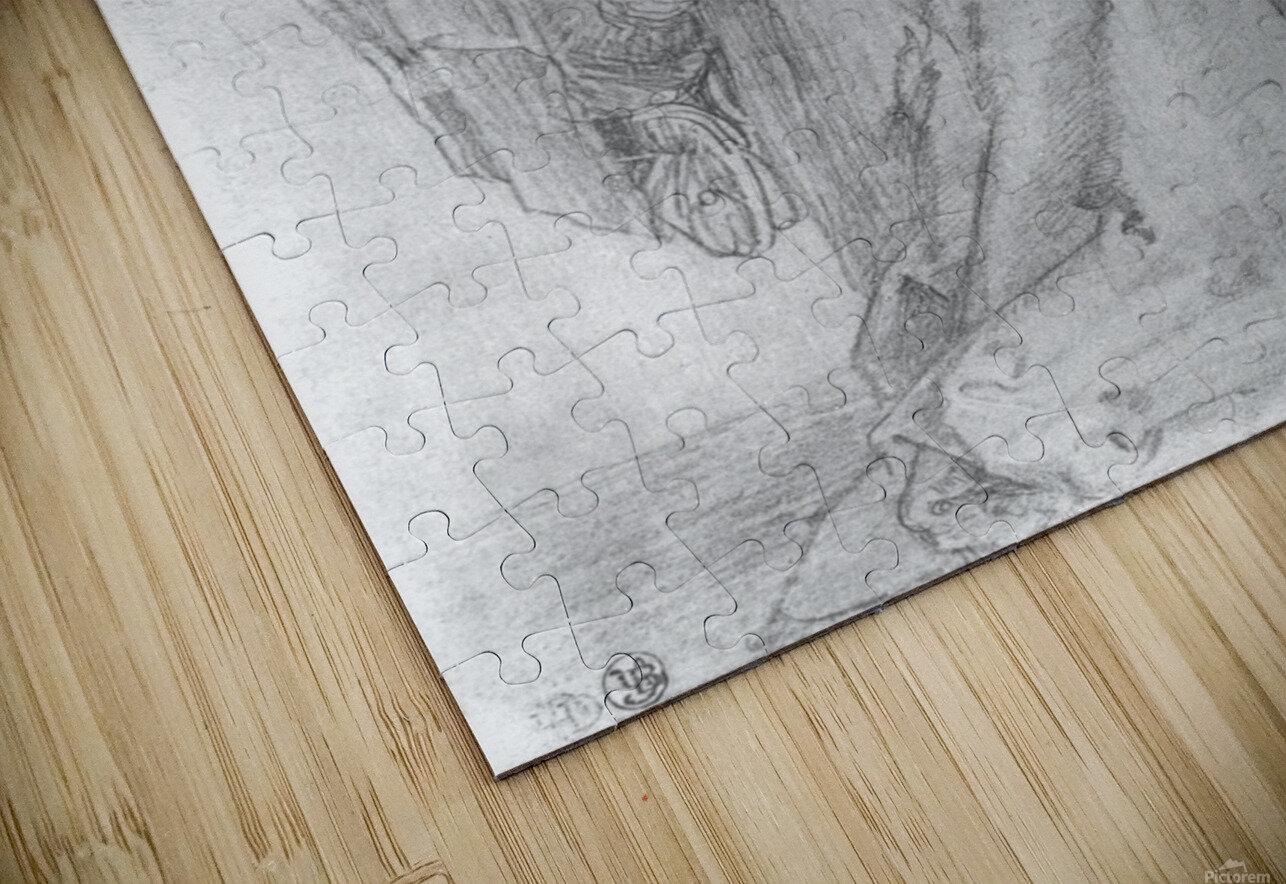 St. Magdalena HD Sublimation Metal print