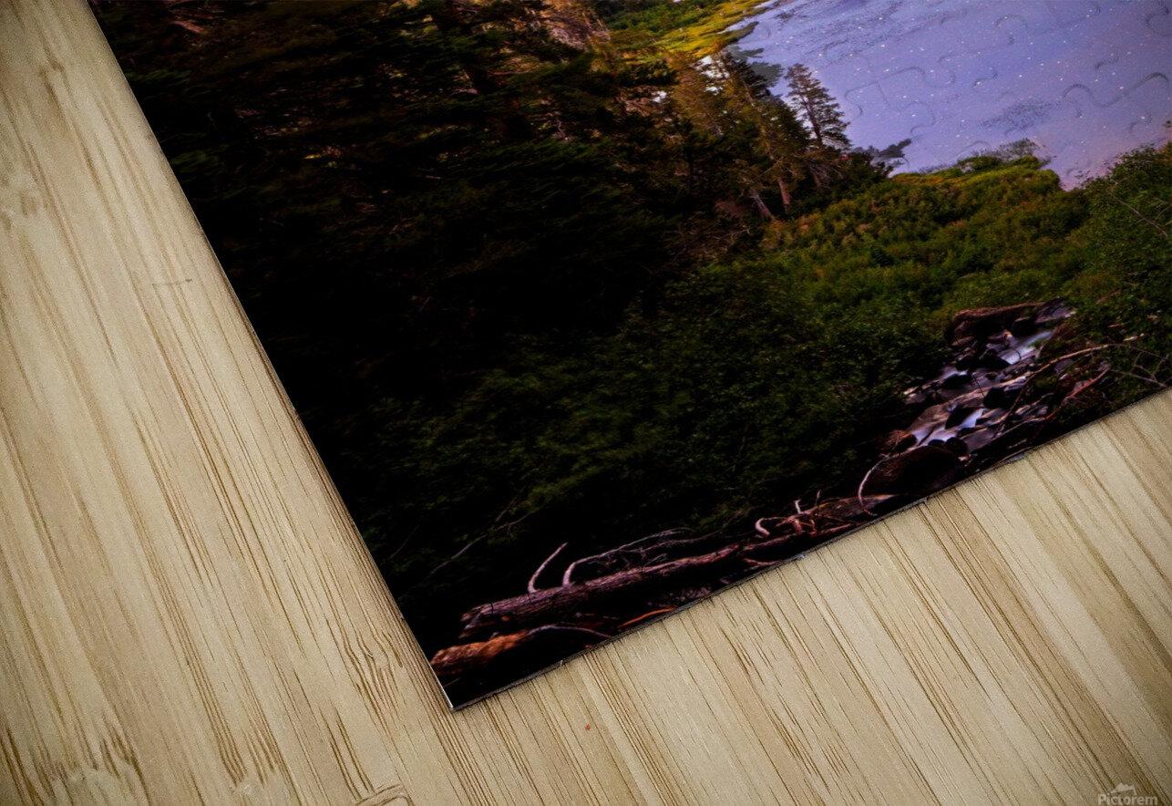 Twin Magic HD Sublimation Metal print