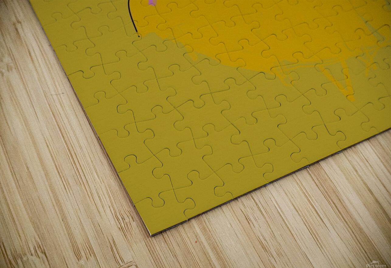 Autochtone  HD Sublimation Metal print