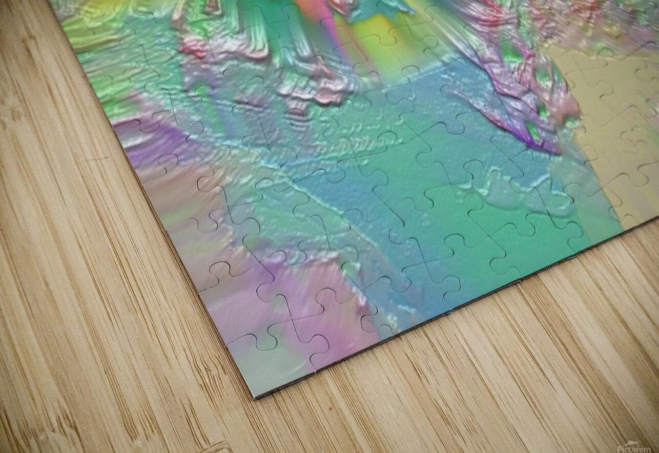 215 HD Sublimation Metal print