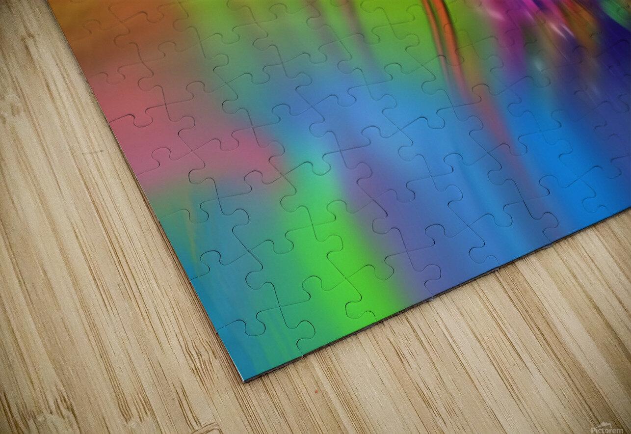 207 HD Sublimation Metal print