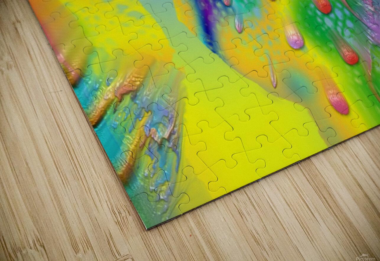 889 HD Sublimation Metal print