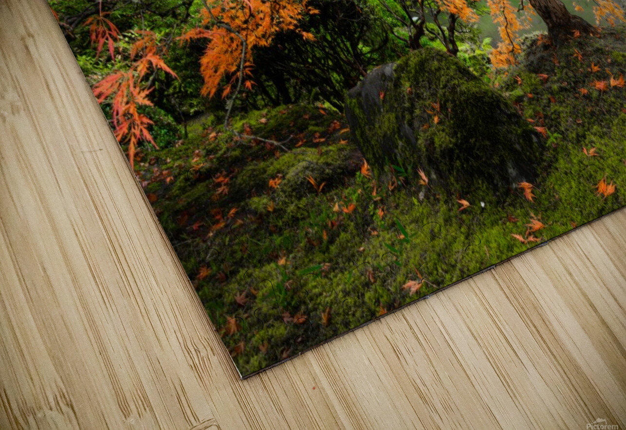 autumn bliss HD Sublimation Metal print