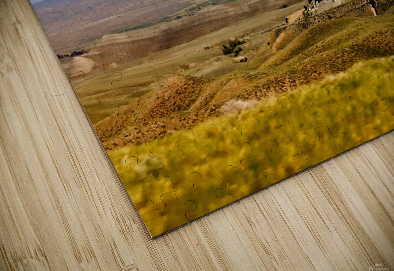 Scenic Canyon HD Sublimation Metal print