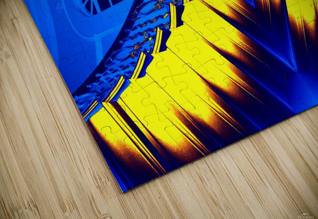 JAWS HD Sublimation Metal print