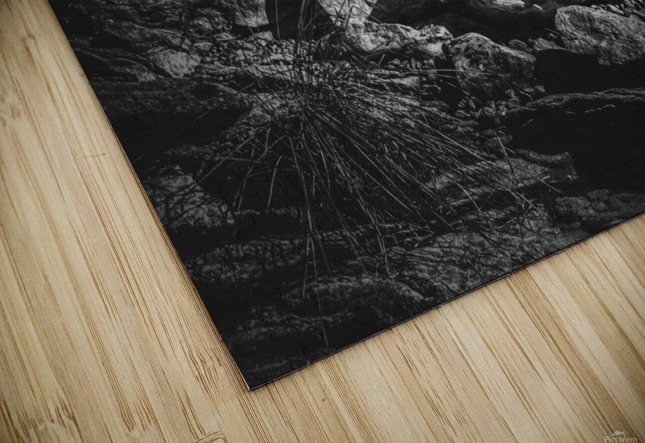 Secret Mountain Place HD Sublimation Metal print