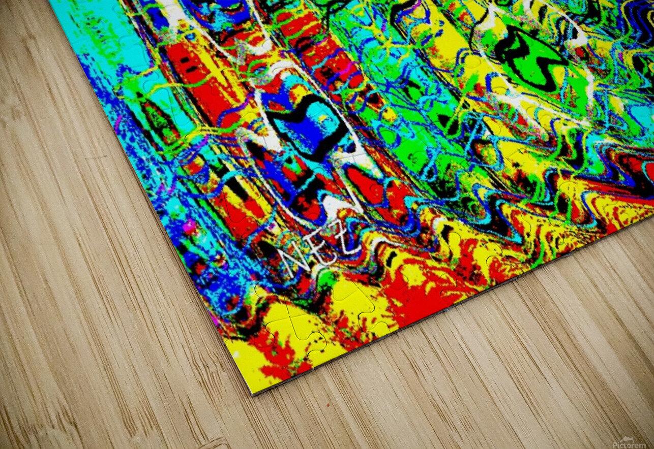 Imagination HD Sublimation Metal print