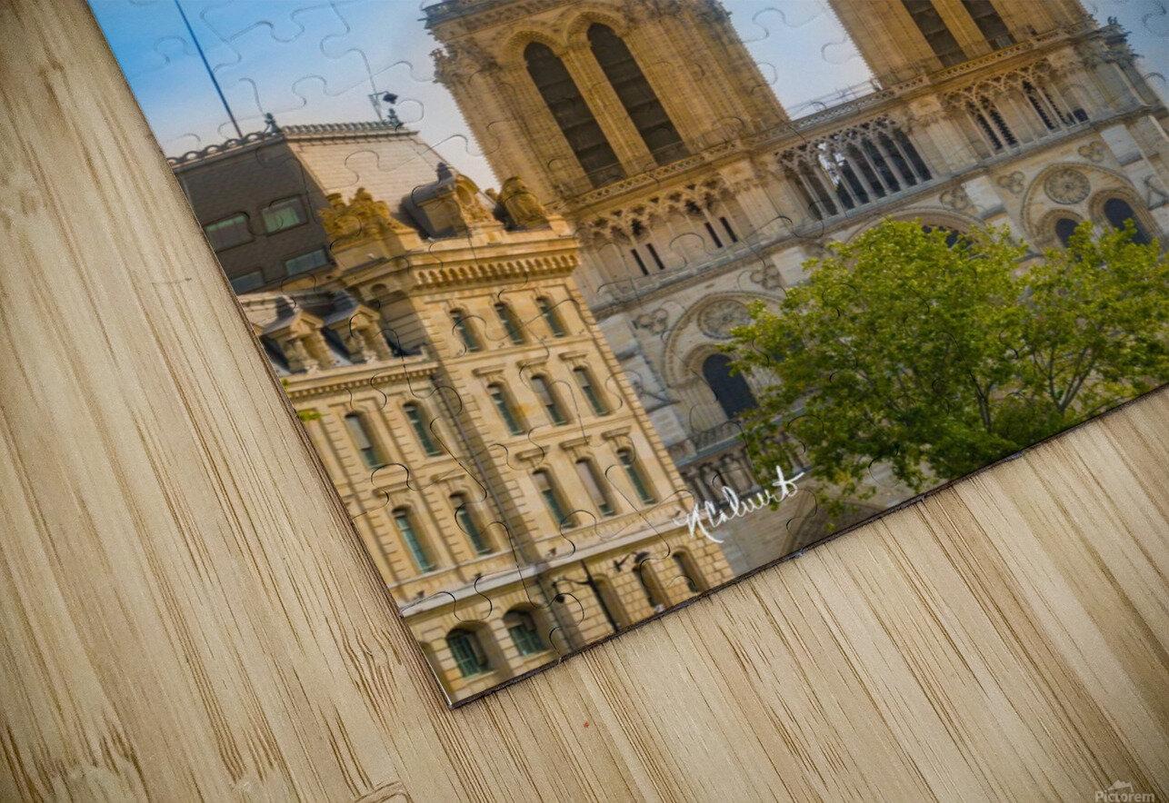Paris...is always a good idea HD Sublimation Metal print