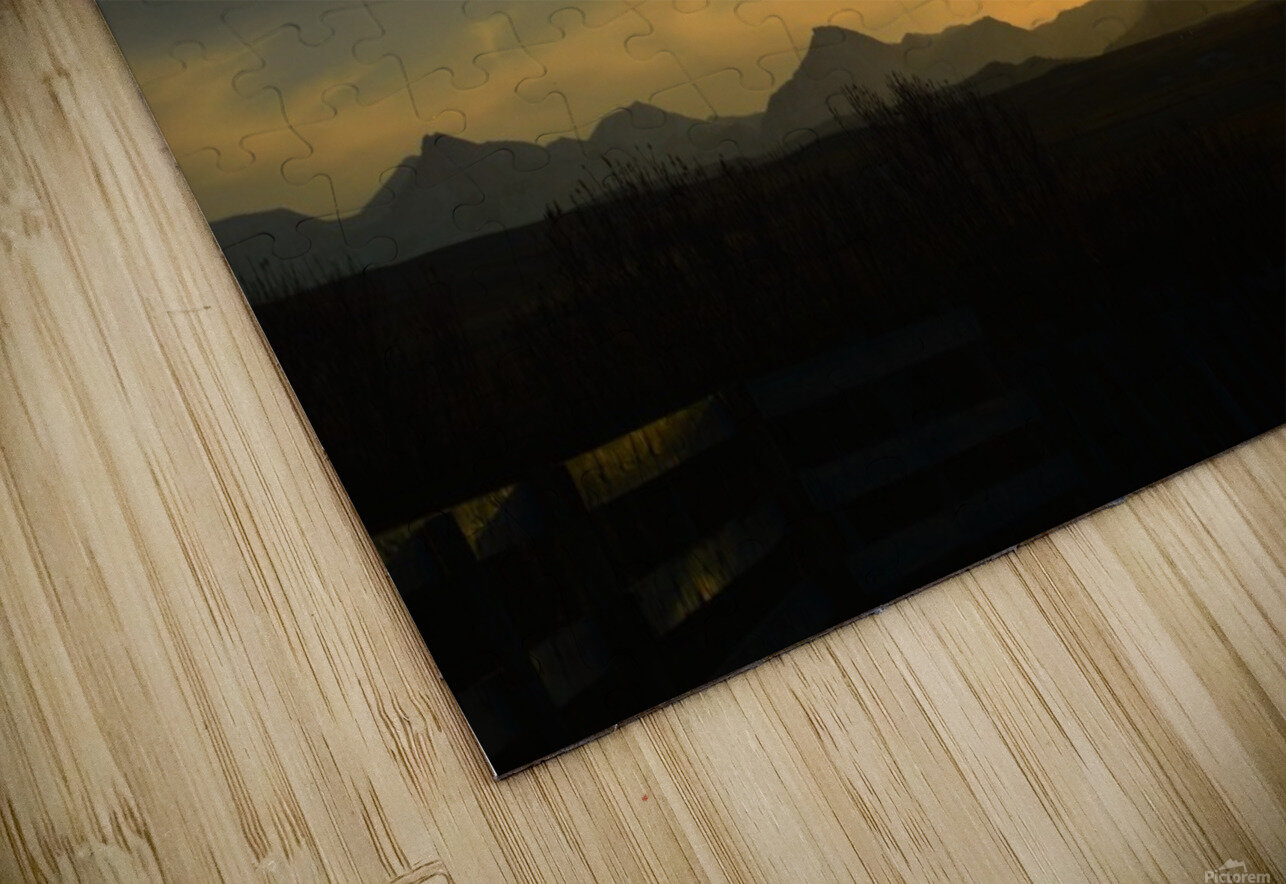 Skyscape  HD Sublimation Metal print
