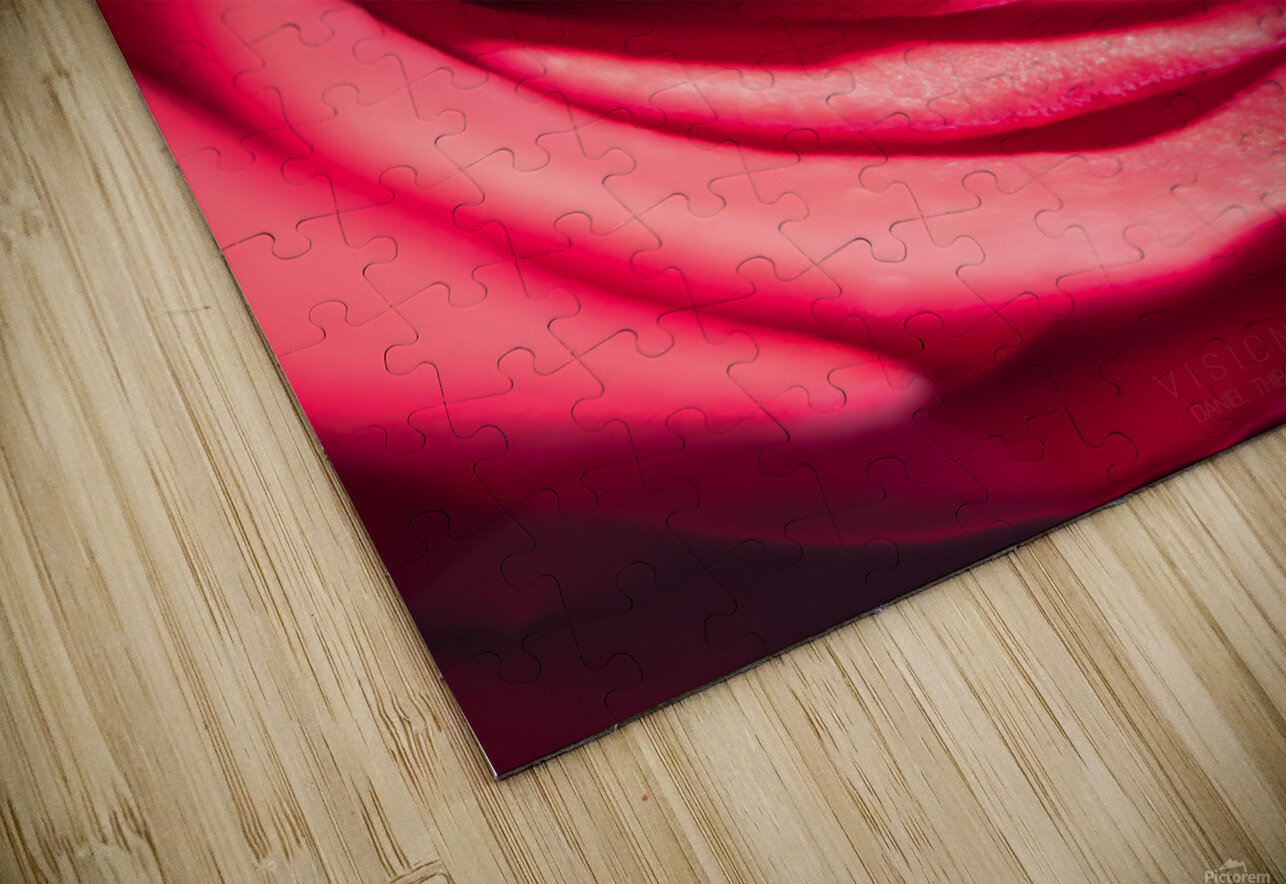 Red 2 HD Sublimation Metal print