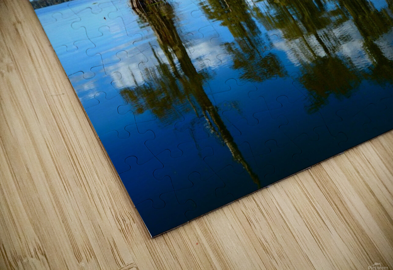 Reflect Much HD Sublimation Metal print