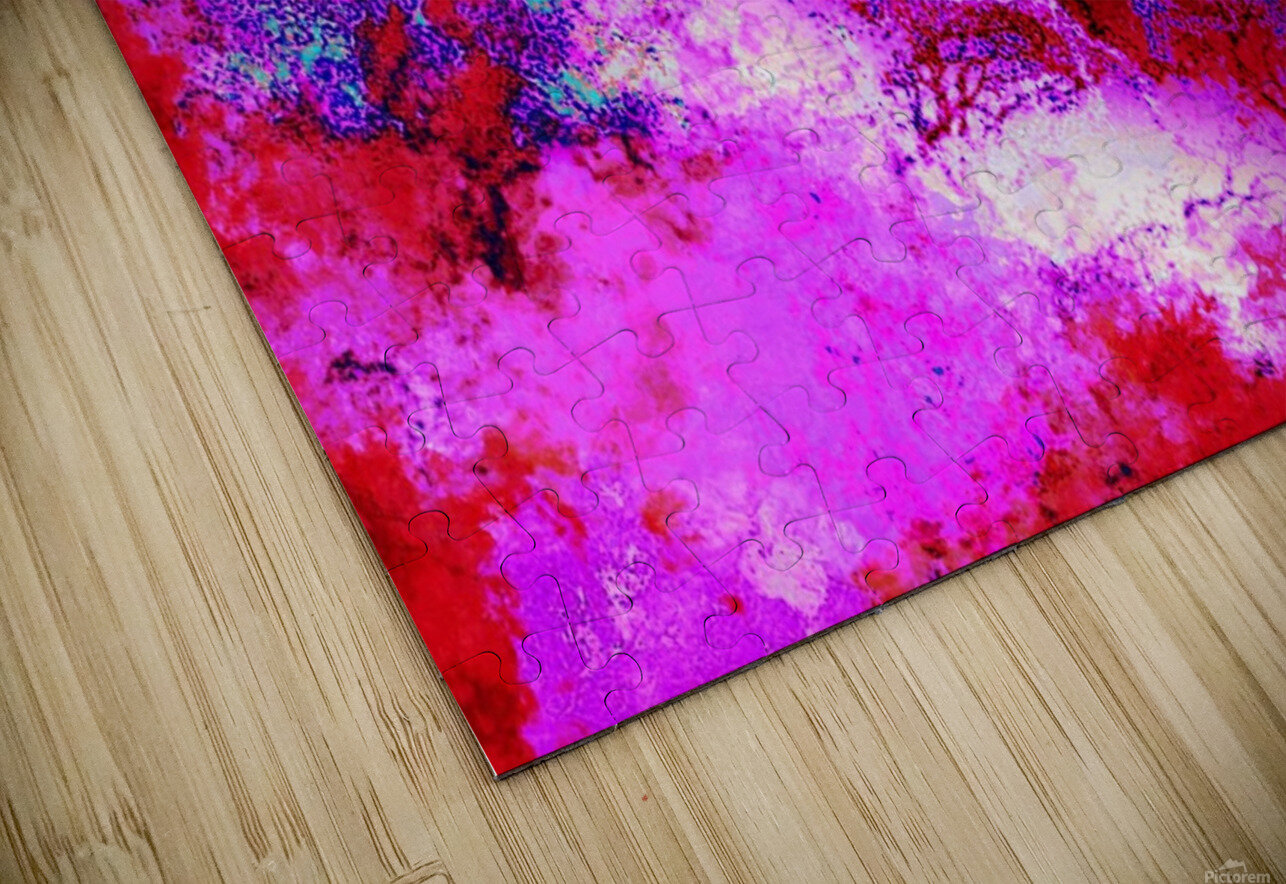 Summer Storm Clouds 16  HD Sublimation Metal print