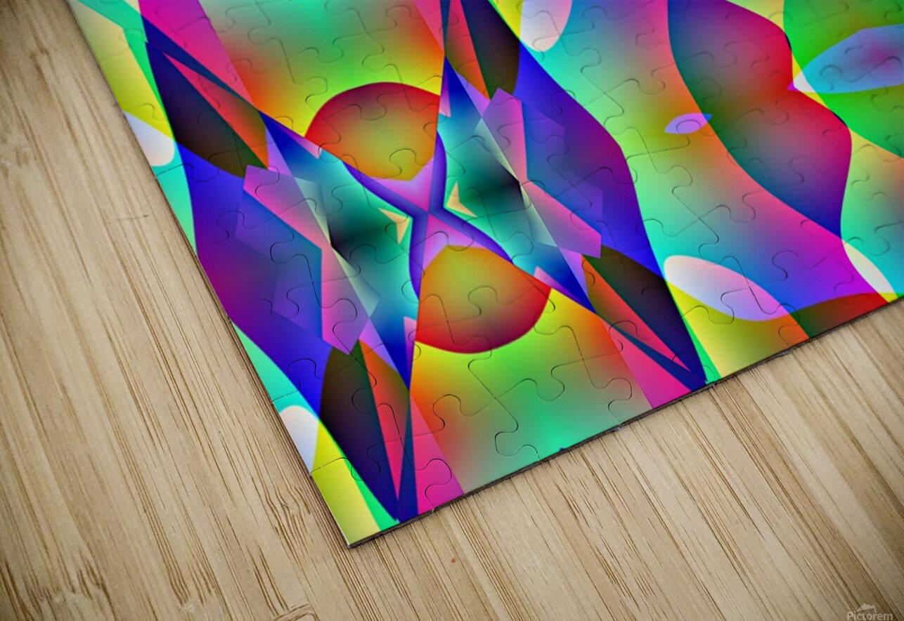 A.P.Polo - Alien HD Sublimation Metal print