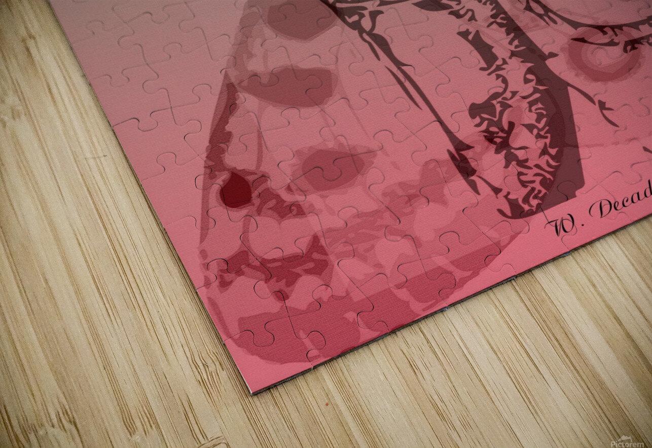 Digital Collage 2 HD Sublimation Metal print