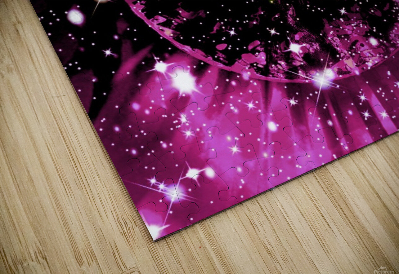The Power of Colors Series 1 HD Sublimation Metal print