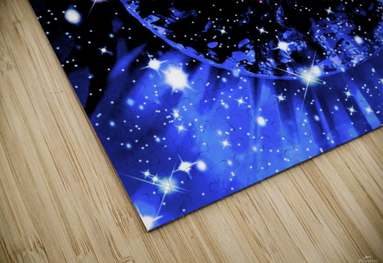 The Power of Colors Series 2 HD Sublimation Metal print